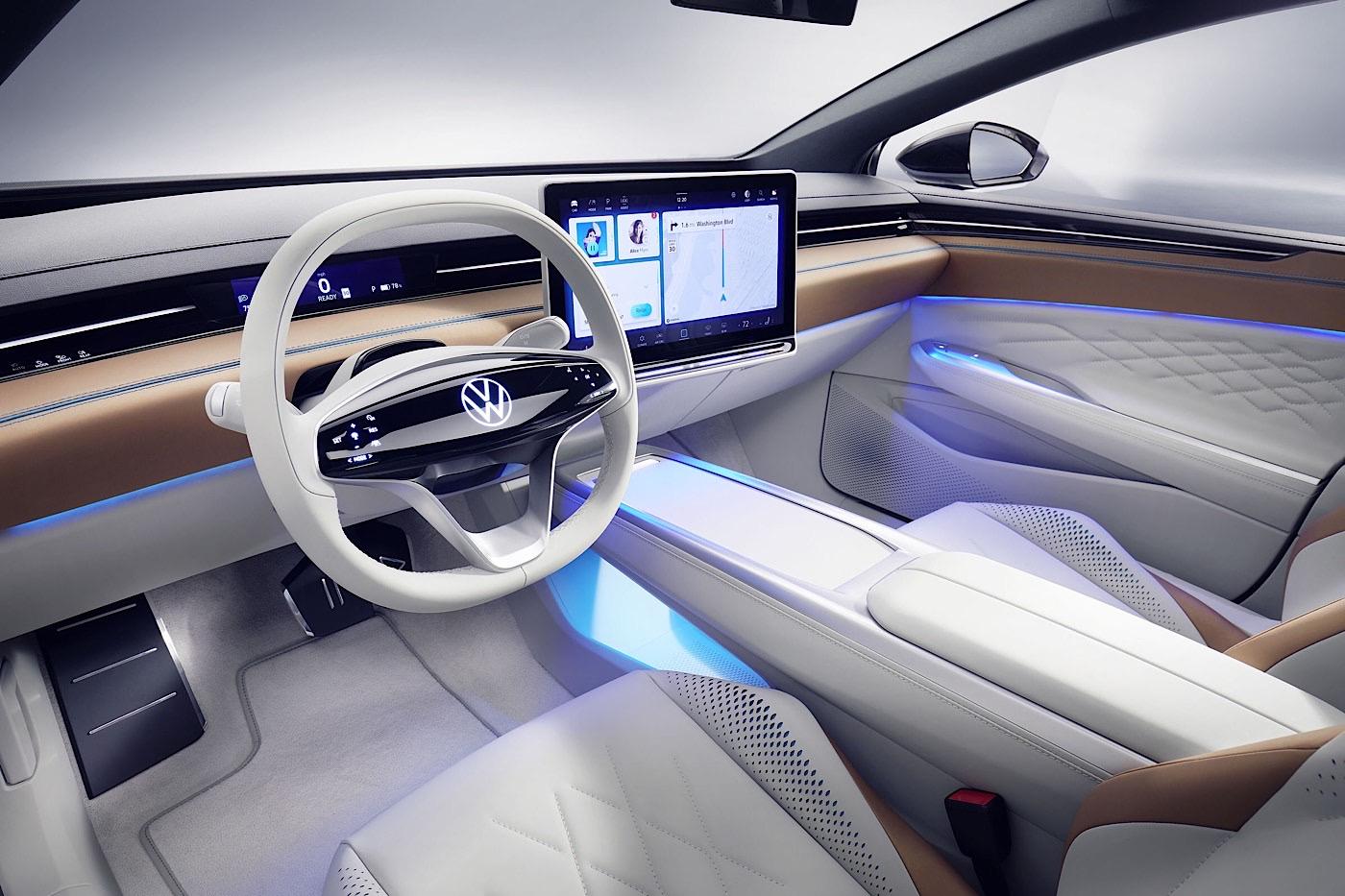 VW ID Space Vizzion