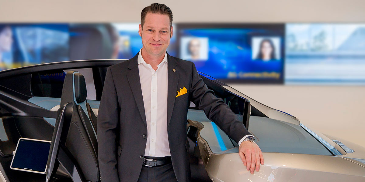 Dirk Abendroth, Continental CTO