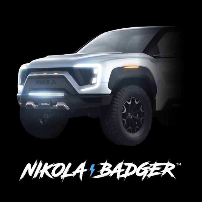 Nikola Badger