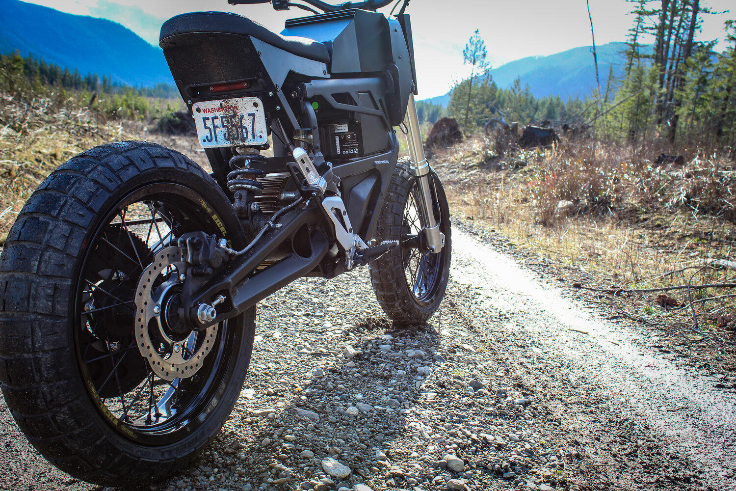 Droog Moto DM-016 E-Fighter