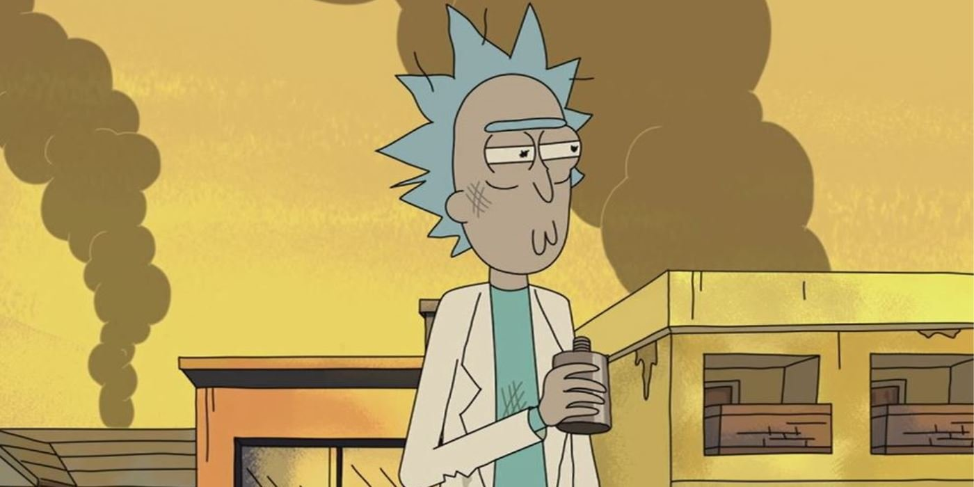 Rick an Morty
