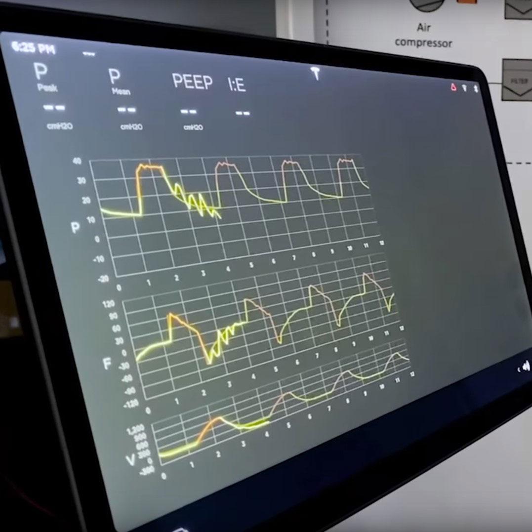 Tesla Respirator