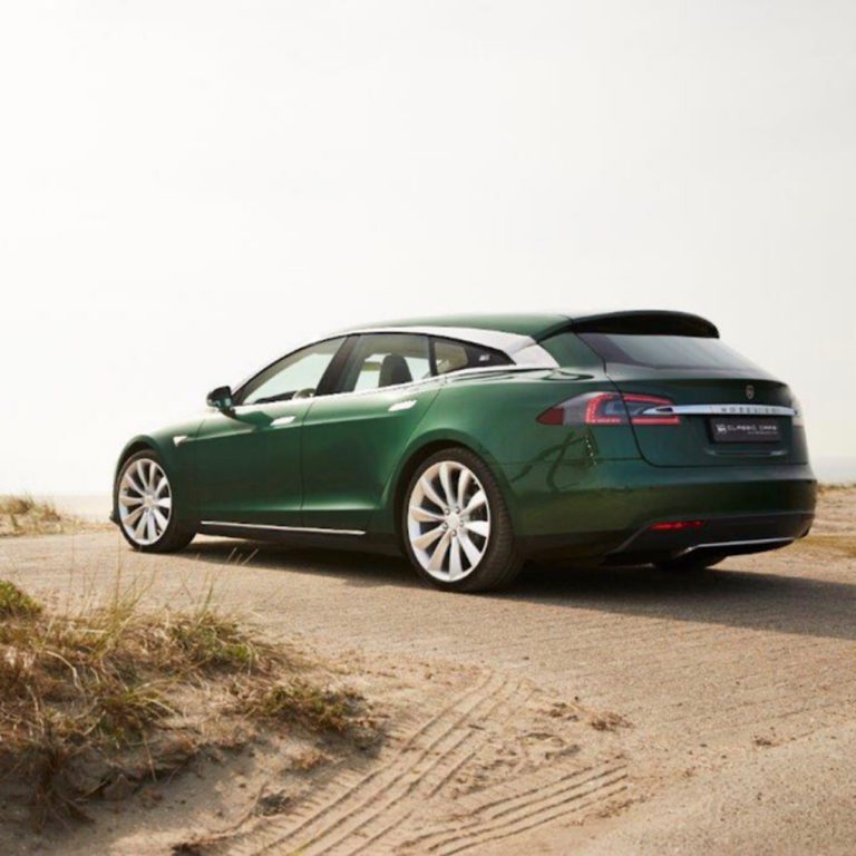 Tesla Model S 85 Performance – Shooting Brake
