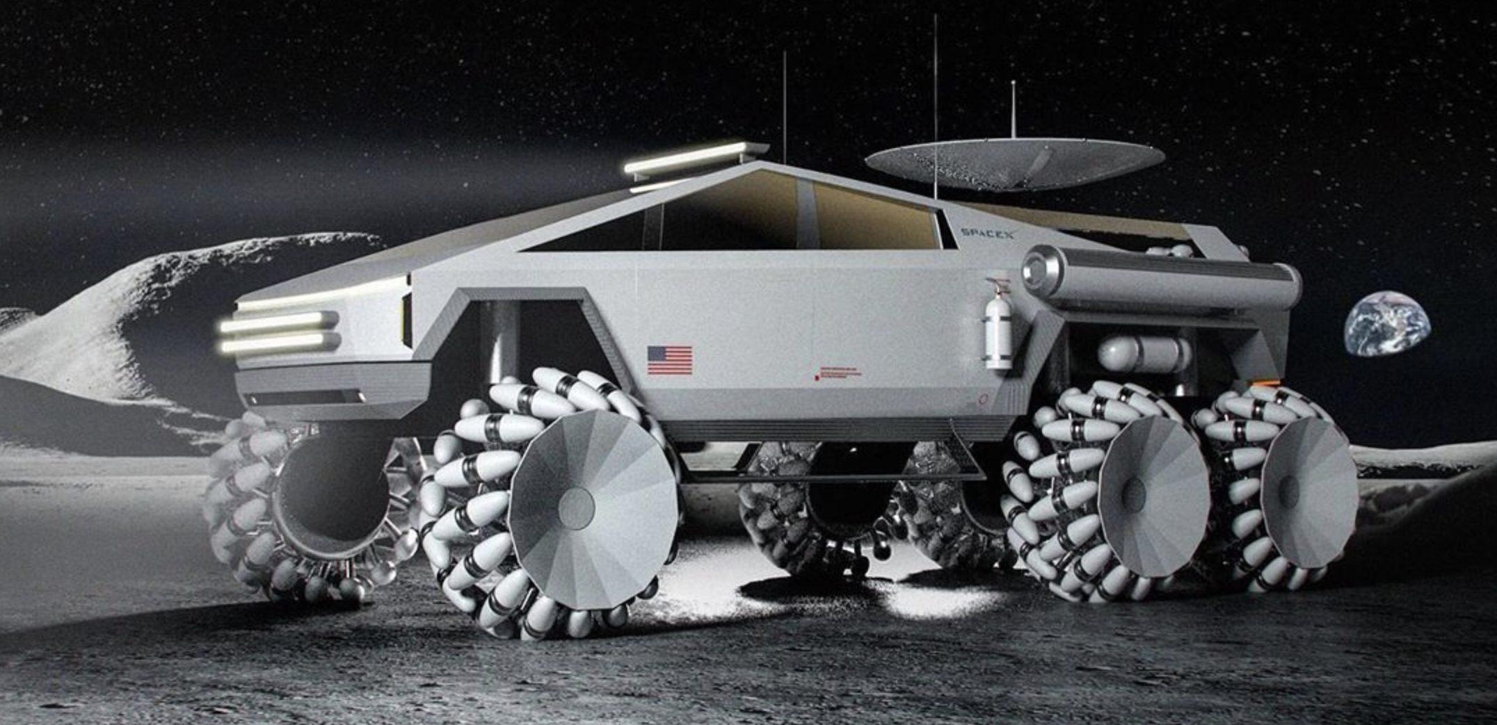 Tesla Cybertruck SpaceX