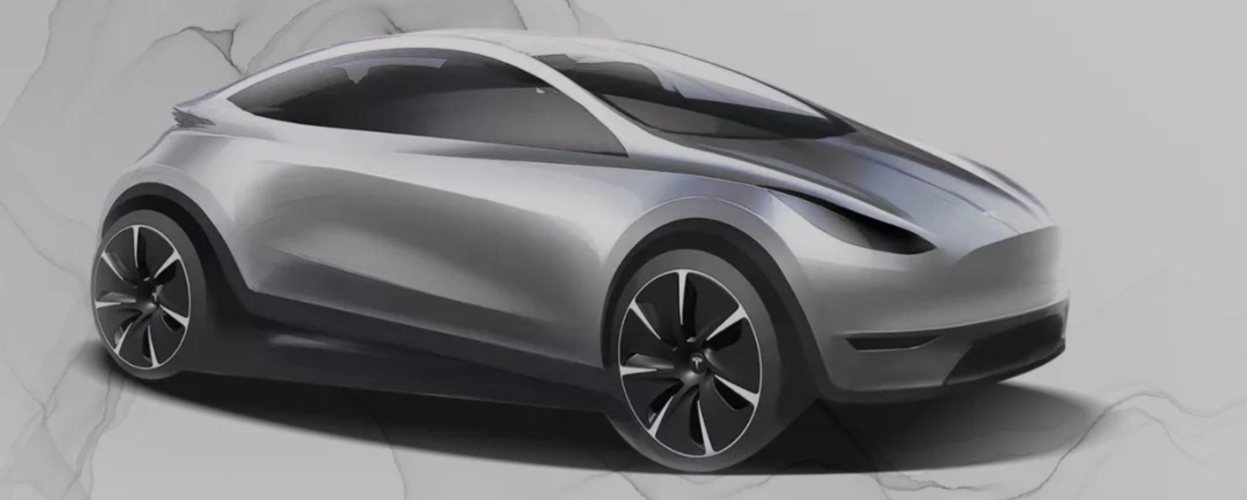 Tesla C jak China