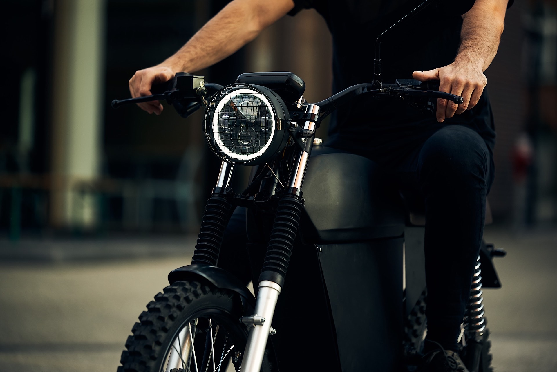 Blacktea Motorcycles