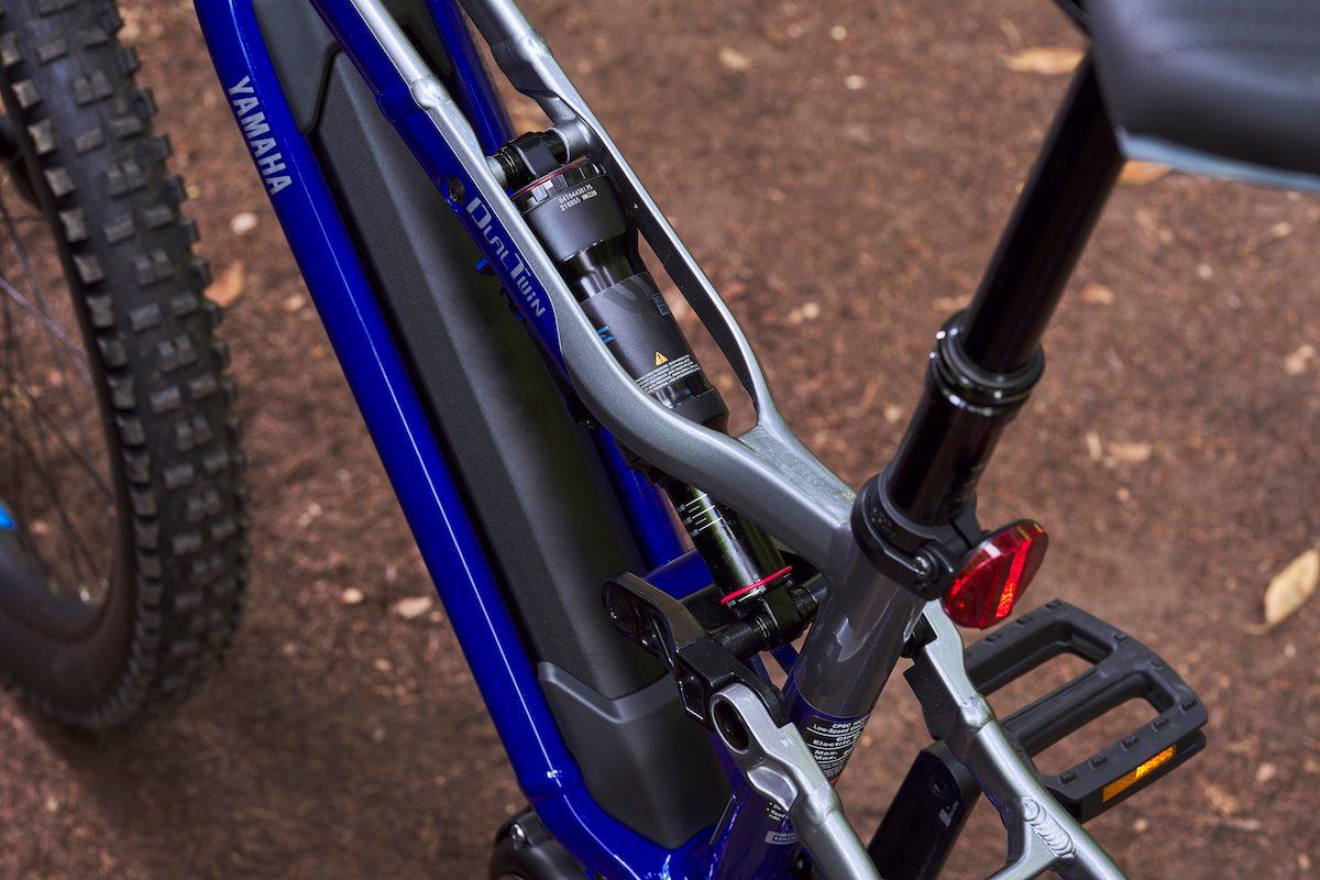 Yamaha YDX-Moro