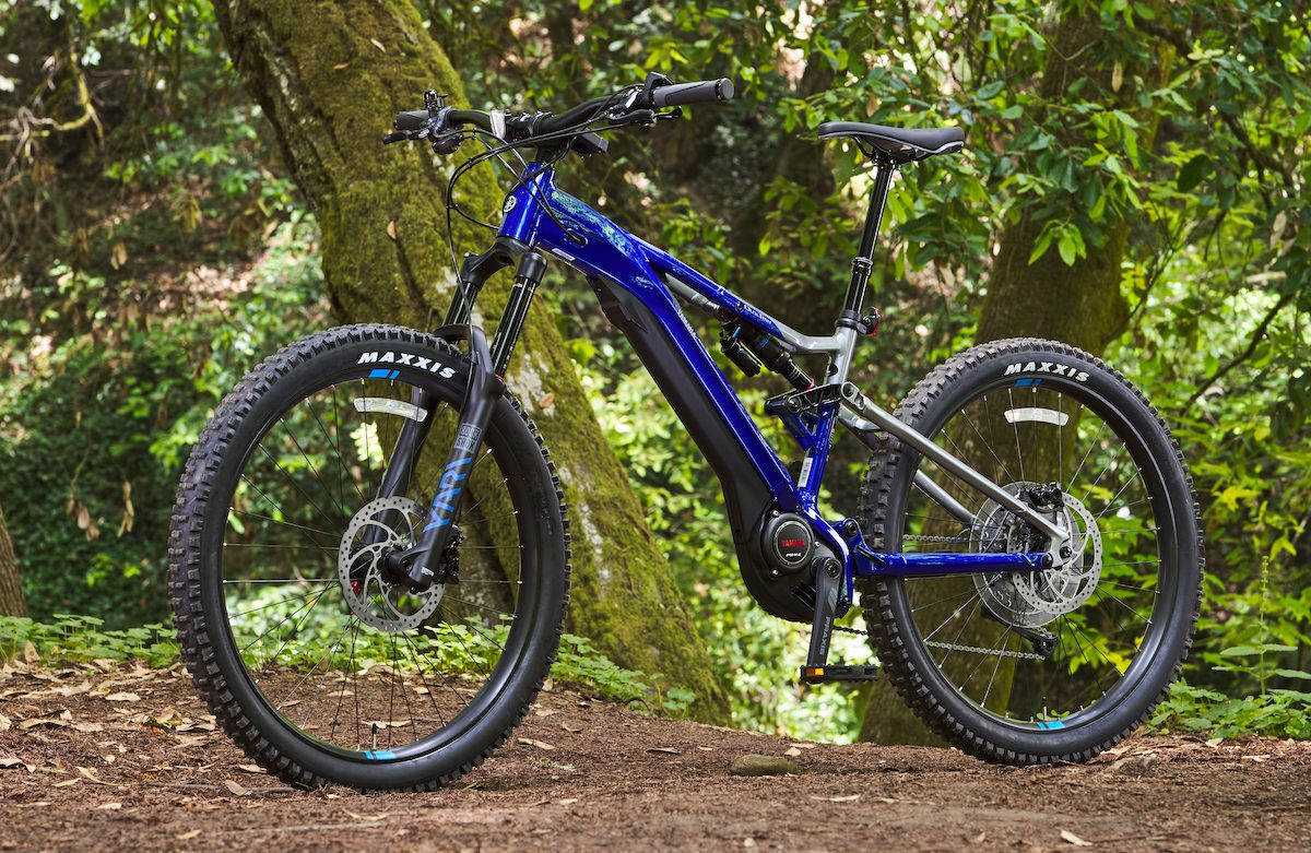Yamaha YDX-Moro Pro