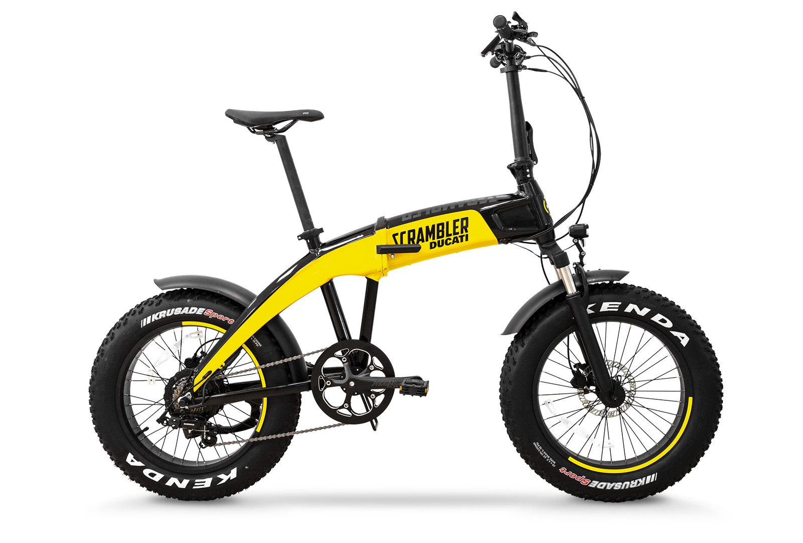 Ducati SCR-E