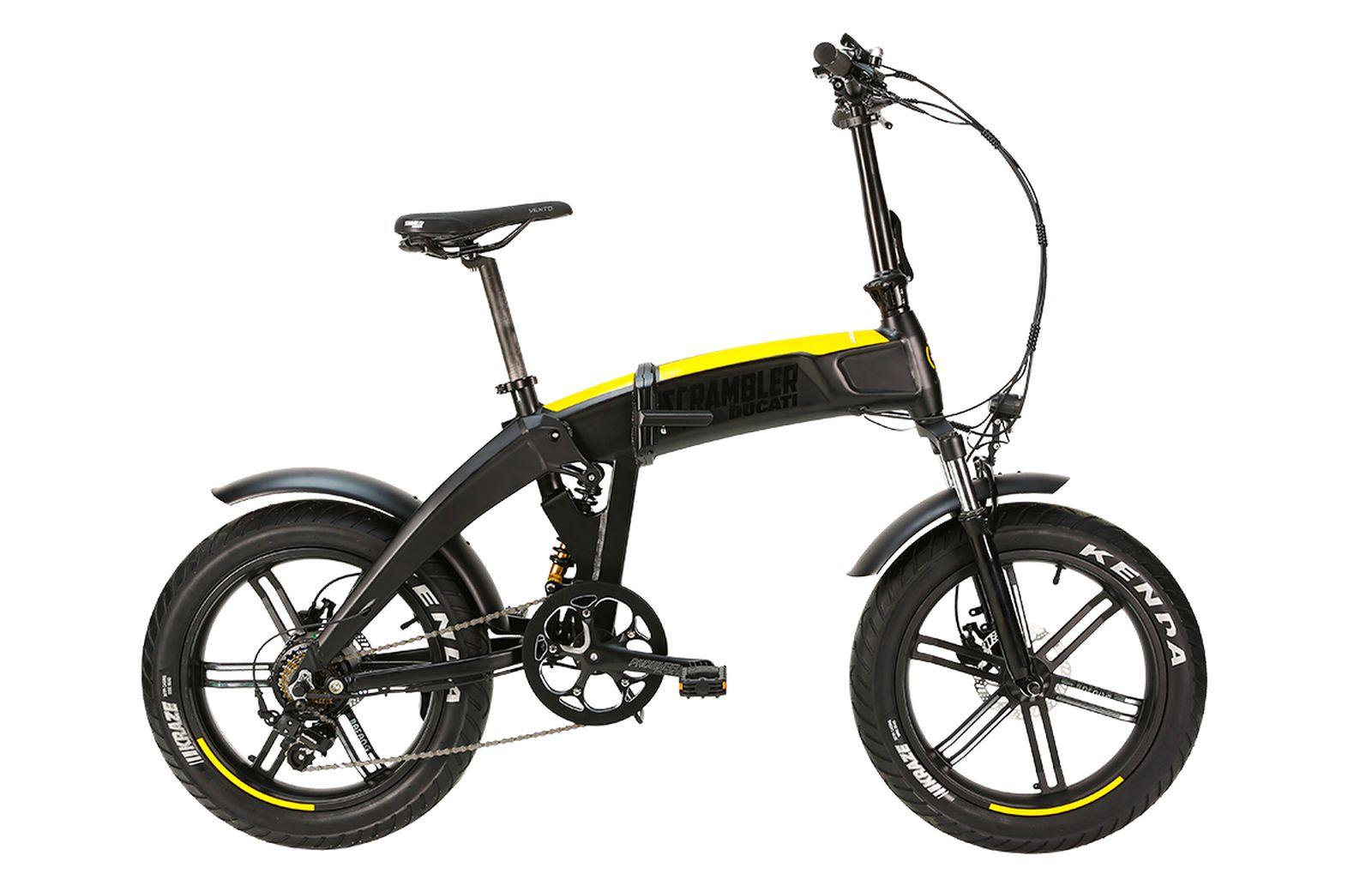Ducati SCR-E SPORT