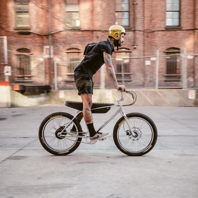 Rower elektryczny Urban Ultralight