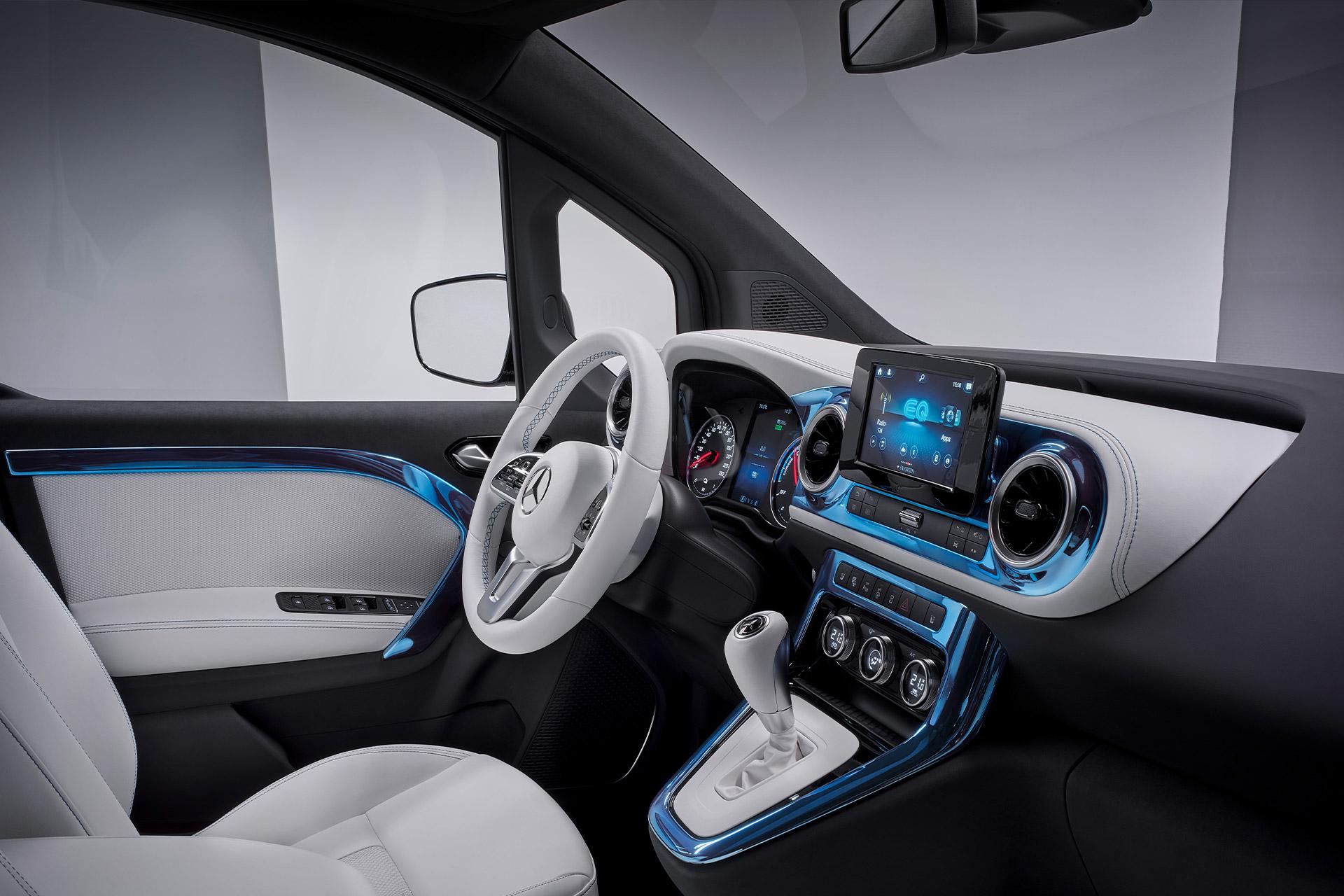 Mercedes EQT