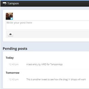 Coś dla fanów Twittera - planuj swoje wpisy z aplikacją Tampon