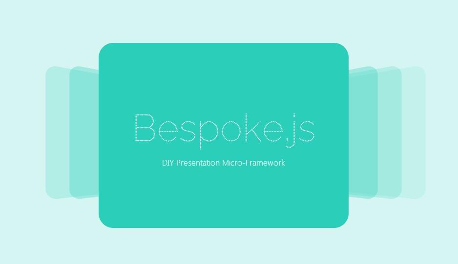 Bespoke.js - jak nowoczesna prezentacja to tylko w HTML5