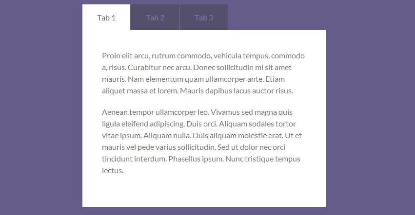 Tabulous.js - czyli zakładki bez wysiłku