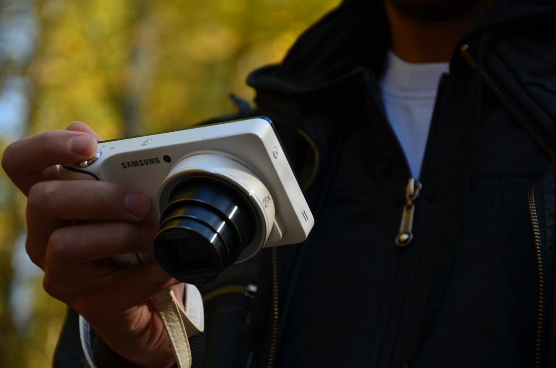 Inteligentny aparat – Samsung Galaxy Camera na testach