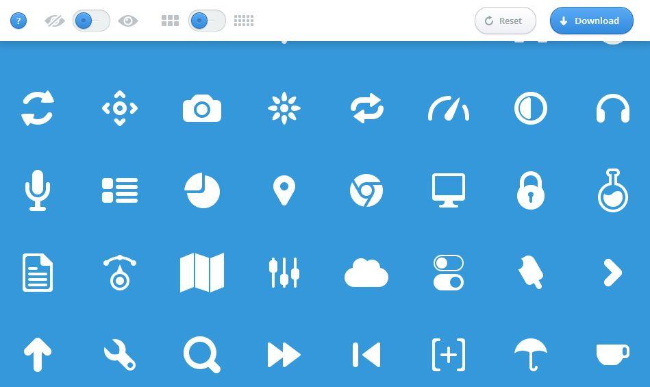 Darmowe ikony, naturalnie wysokiej jakości w formacie .PSD