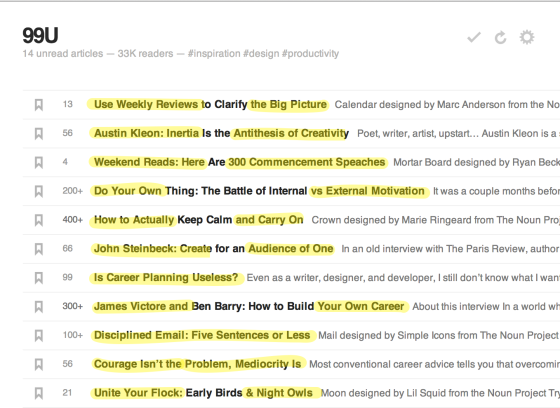 99U-headlines-highlighted