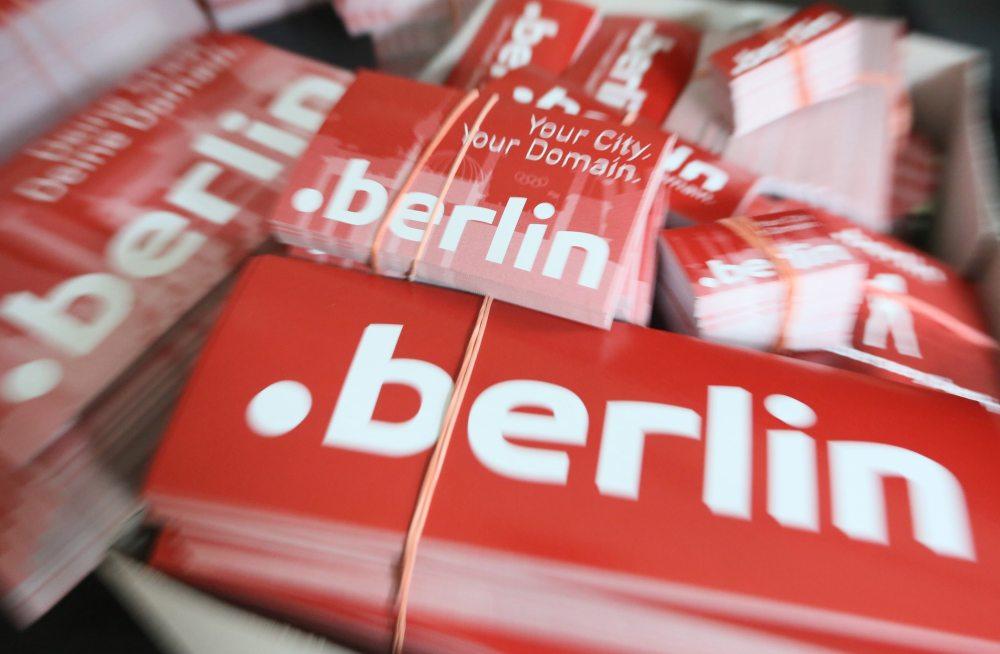 Nowa domena .BERLIN przez 5 dni zupełnie za darmo, będzie nowy lider?