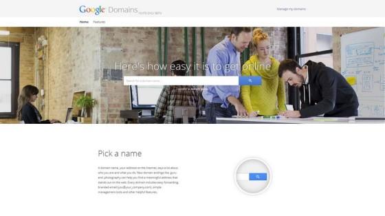 google-domeny