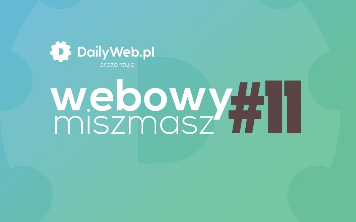 Webowy Miszmasz #11
