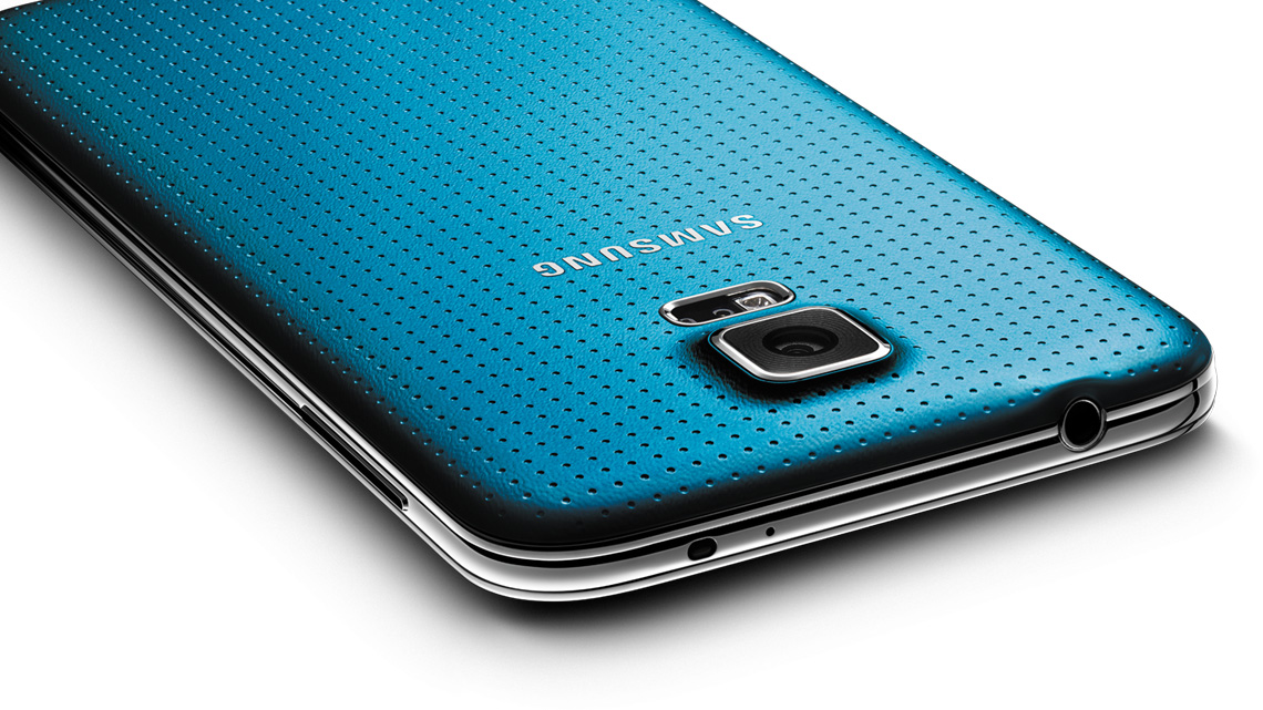 Bo duży ekran to podstawa – czyli pierwsze wrażenia Samsung Galaxy S5