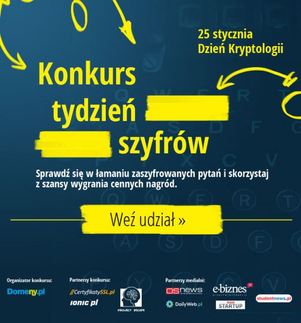 Konkurs - Tydzień Szyfrów (1)