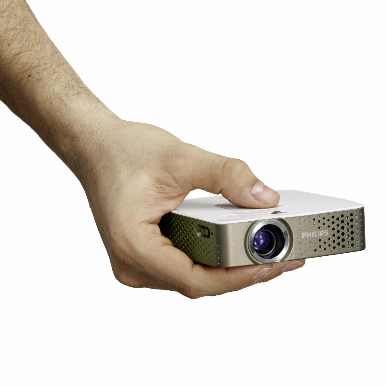 Czy projektor może być kieszonkowy?