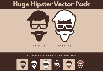 100-free-hipster-vector-designs