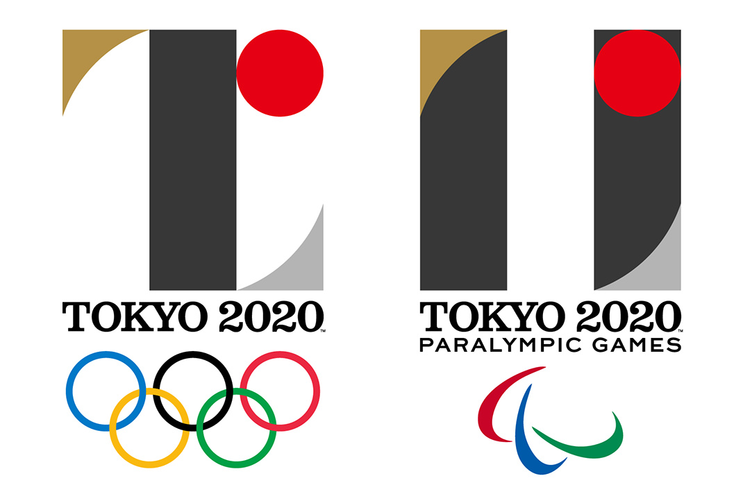 Logo Igrzysk Tokyo 2020