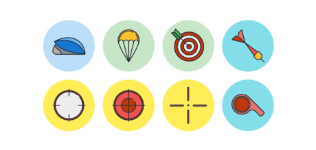 free-responsive-multi-style-vector-sports-icon-set