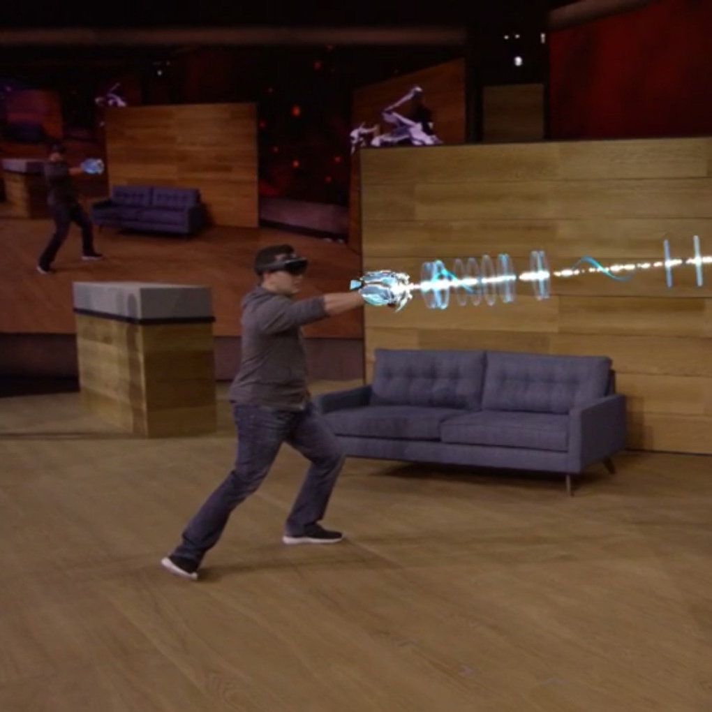 Czekałem kiedy pokażą jednorożca, jednak pozostali tylko przy hologramach i telefonach chłodzonych cieczą - konferencja Microsoft