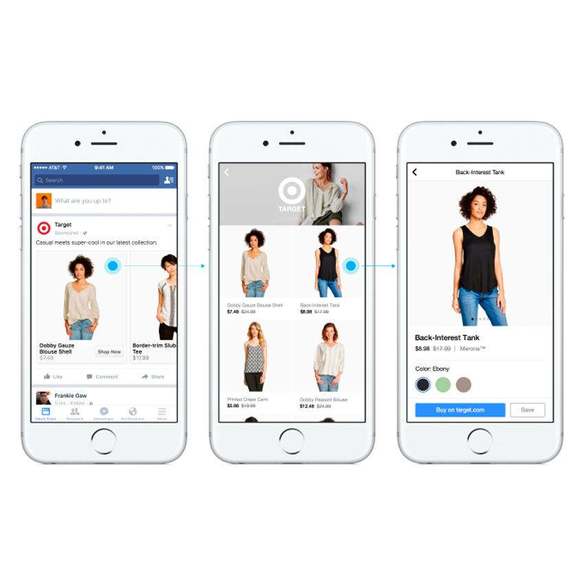 Zakupy przez Facebooka? Gigant testuje nową funkcję