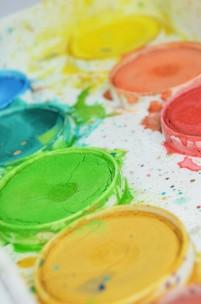 Koniec ery drewnianych klocków, czas na designerskie farbki