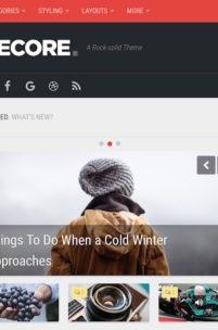 22 darmowe szablony do Wordpress - edycja kwiecień 2016