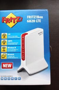 Mała bestia do internetu - czyli recenzja routera Fritz!Box 6820 LTE