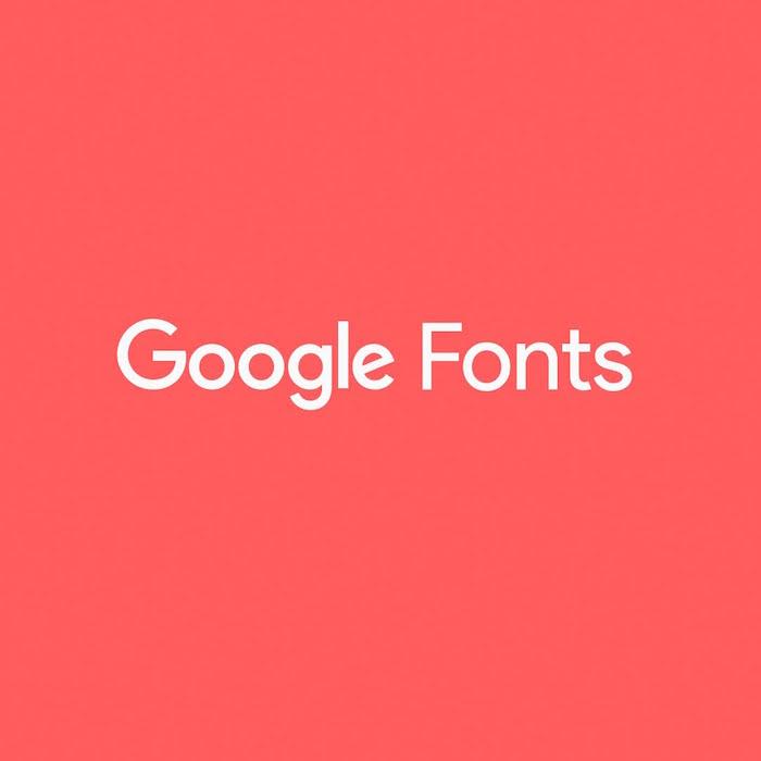 Całkiem nowe, odświeżone Google Fonts