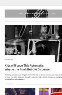 29 darmowych motywów Wordpress - sierpień 2016