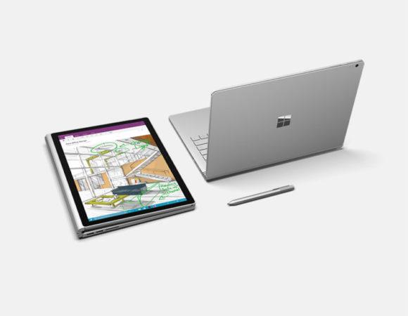Surfacebook - pierwsze wrażenia z pracy z