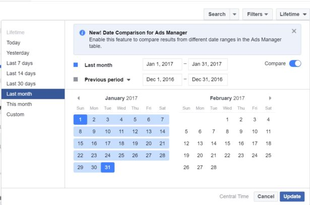 facebook makes several silent changes to its ads manager 1