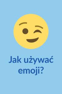 Jak używać emoji w marketingu?