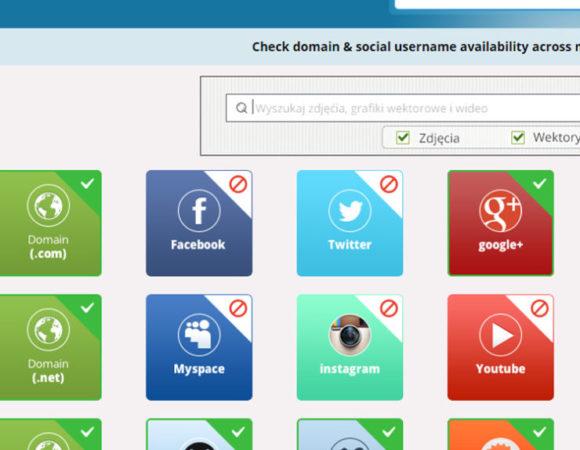 Chcesz sprawdzić, czy dana nazwa użytkownika jest wolna na wielu portalach jednocześnie? To narzędzie Ci w tym pomoże!