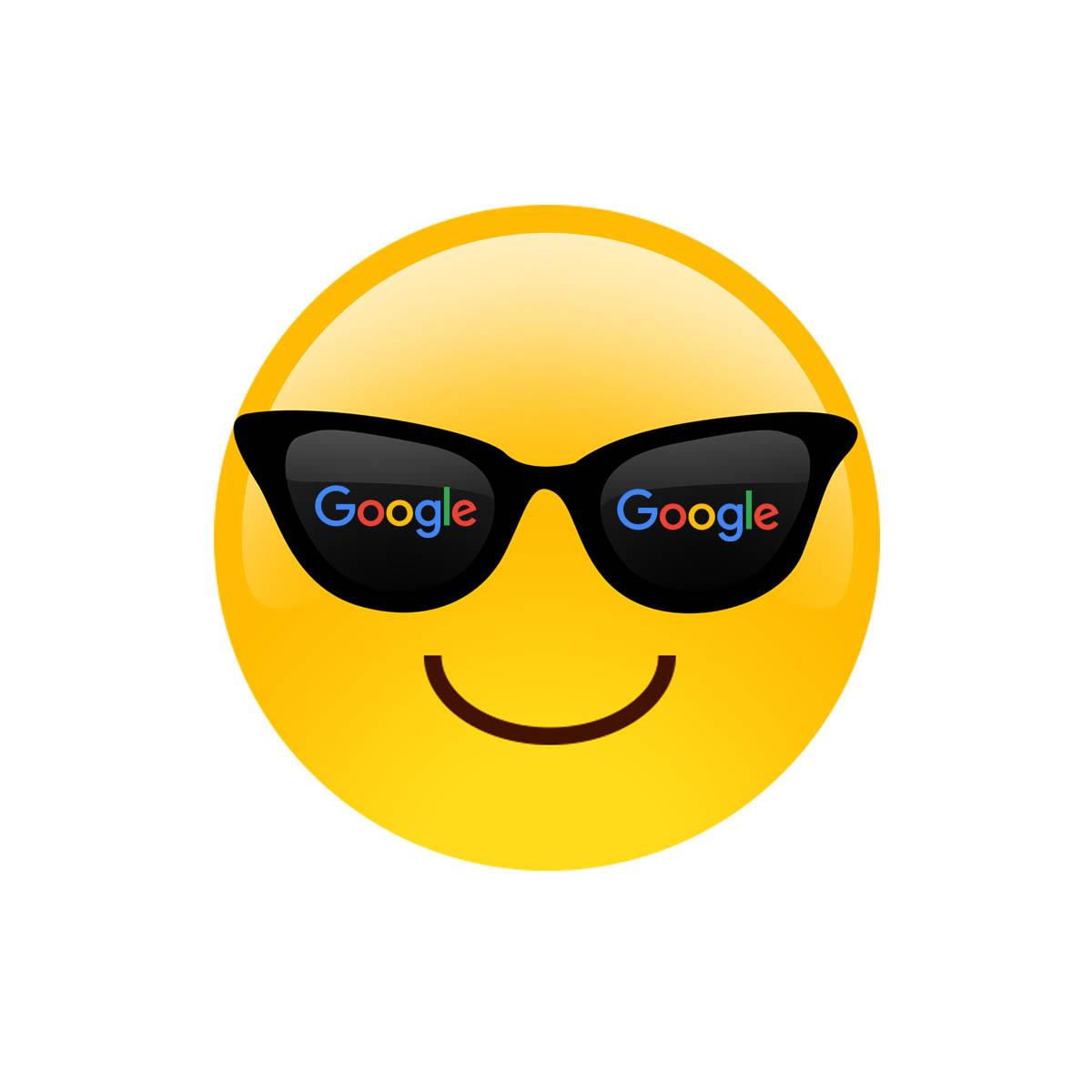 Emoji w nagłówkach Google AdWords