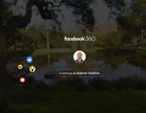Facebook 360  - pierwsza dedykowana aplikacja do wirtualnej rzeczywistości od Facebooka