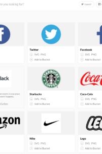 Instant Logo Search - wszystkie popularne logo w jednym miejscu i wielu formatach