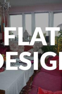 Dlaczego flat design stał się taki popularny?