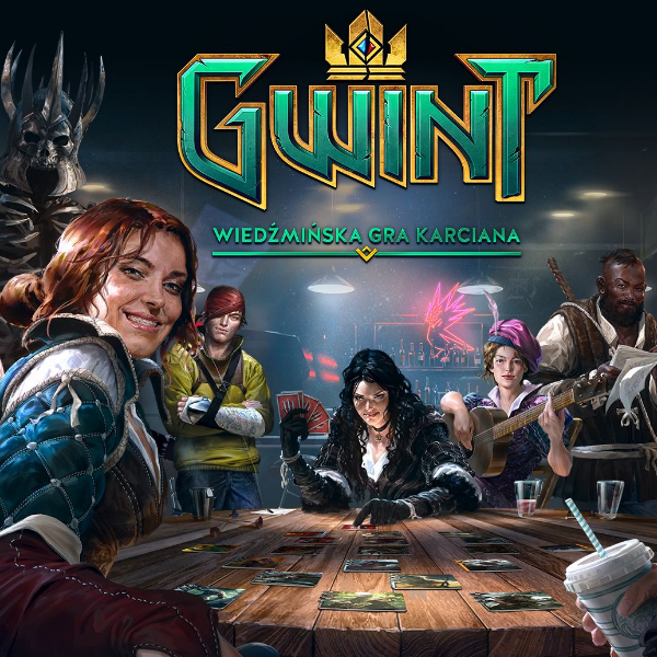 Gwent: The Witcher Card Game Gwint