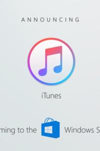 Piekło zamarzło, czyli iTunes pojawi się w Windows Store