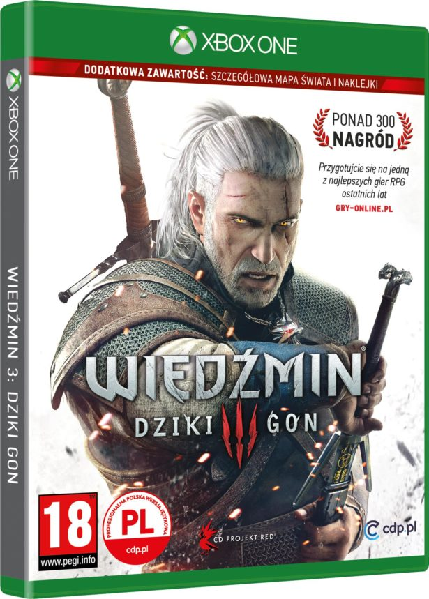 Wiedźmin 3 Dziki Gon CD Projekt RED