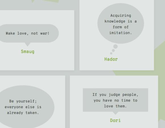 12 efektownych tooltipów na Twoją stronęWWW